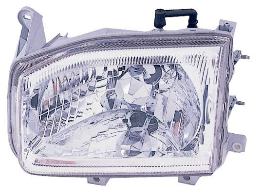 Nissan Pathfinder 1999 2000 2001 2002 2003 2004 left driver headlight