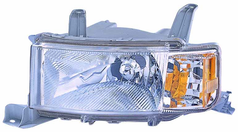 Scion XB 2004 2005 2006 2007 left driver headlight