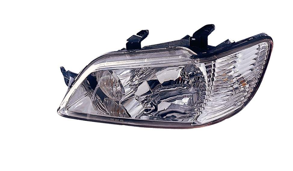 Mitsubishi Lancer 2002 2003 left driver headlight