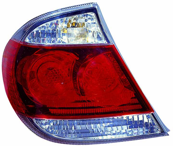Toyota Camry 2005 2006 tail light left driver