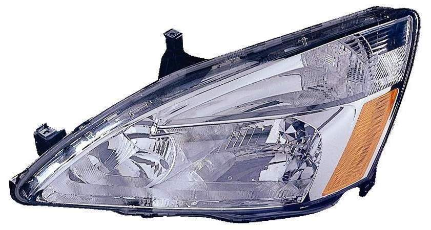 Honda Accord 2003 2004 2005 2006 2007 left driver headlight