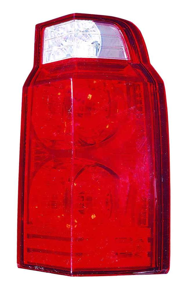 Jeep Commander 2006 2007 2008 2009 2010 tail light right passenger