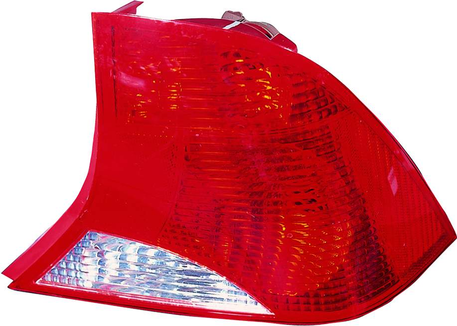 Ford Focus sedan 2000 2001 2002 2003 tail light right passenger