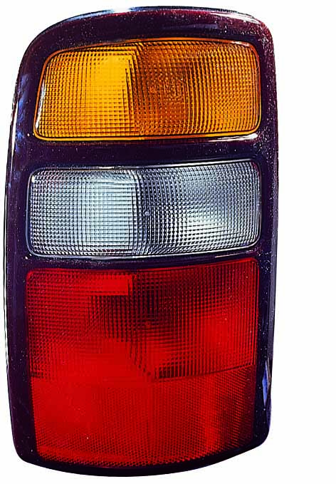 GMC Yukon / Yukon XL 2004 2005 2006 tail light left driver