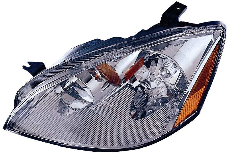 Nissan Altima Sedan 2002 2003 2004 left driver headlight