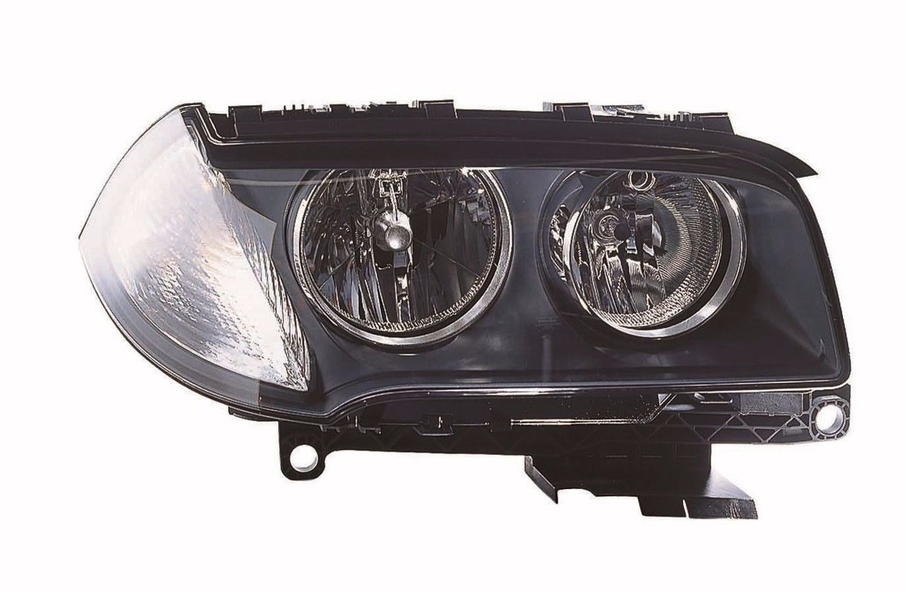BMW X3 2007 2008 2009 2010 headlight right passenger