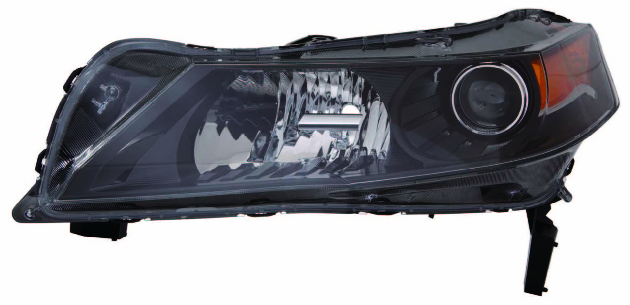 Acura TL 2012 2013 left driver HID headlight