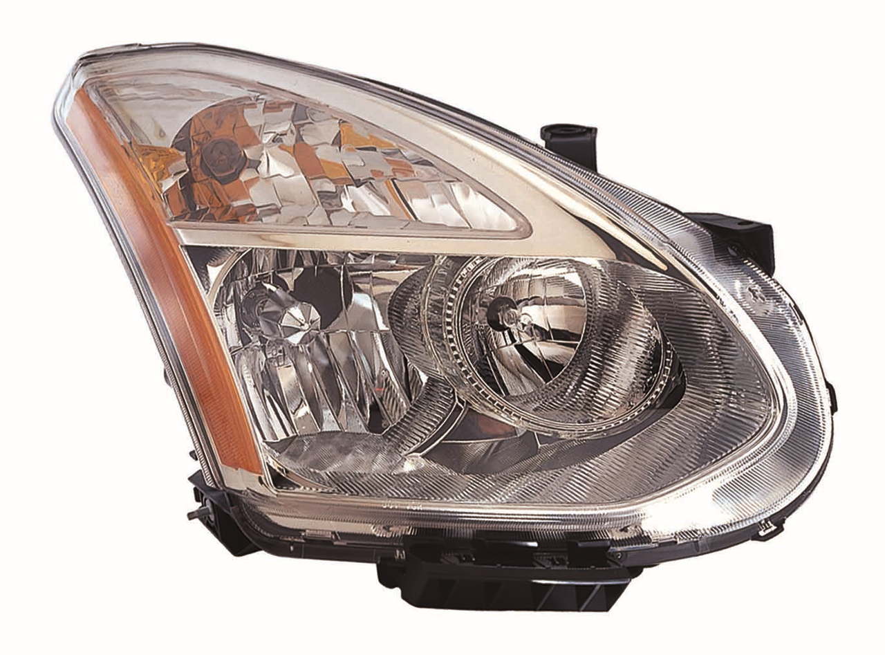 Nissan Rogue 2008 2009 2010 2011 2012 2013 2014 right passenger HID headlight
