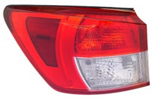 Lexus IS F 2008 2009 2010 2011 2012 2013 2014 left driver outer tail light