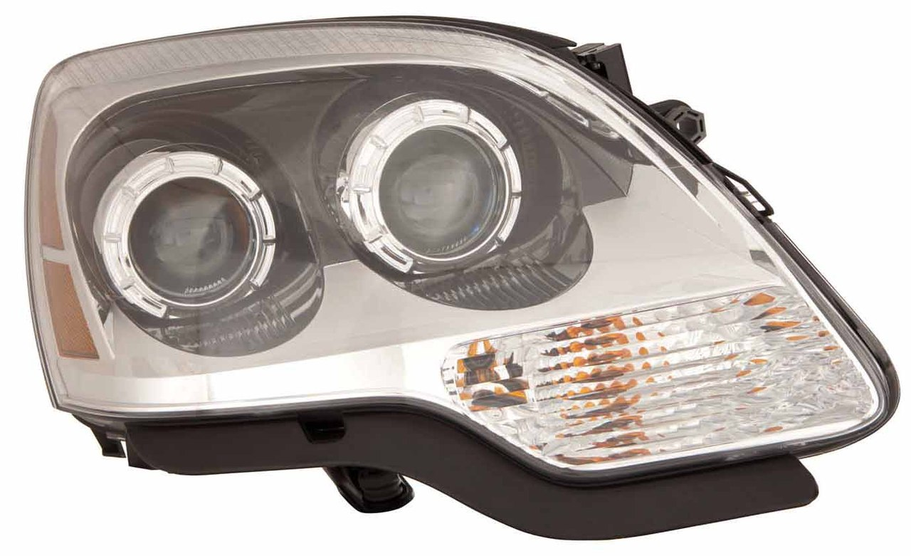 GMC Acadia 2008 2009 2010 2011 2012 right passenger headlight