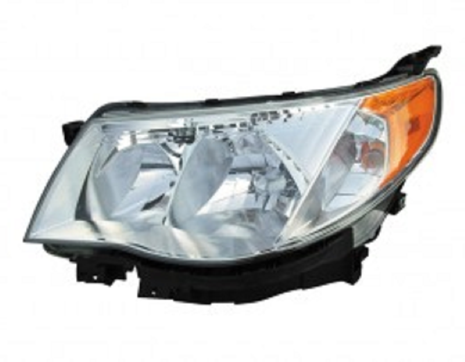 Subaru Forester 2009 2010 2011 2012 2013 left driver headlight