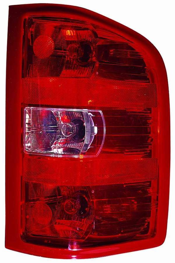 Chevrolet Silverado 1500 / 2500 / 3500 2011 2012 2013 tail light right passenger