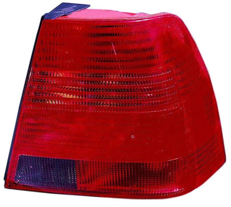 Volkswagen Jetta 1999 2000 2001 2002 2003 right passenger tail light