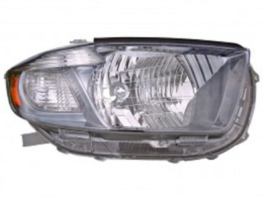 Toyota Highlander 2008 2009 2010 right passenger headlight Sport model (Japan built)