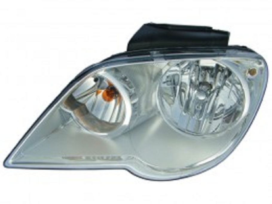 Chrysler Pacifica 2007 2008 left driver headlight