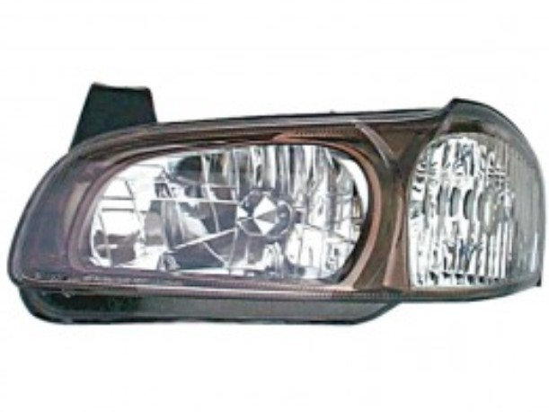 Nissan Maxima 2001 left driver headlight 20th Anniversary