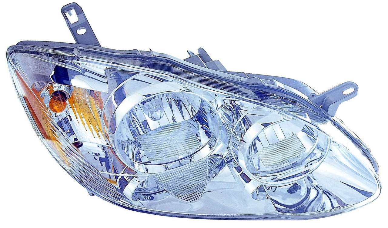 Toyota corolla sedan 2005 2006 2007 2008 right passenger headlight