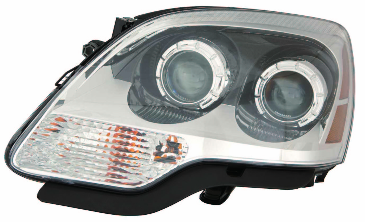 GMC Acadia 2008 2009 2010 2011 2012 left driver headlight