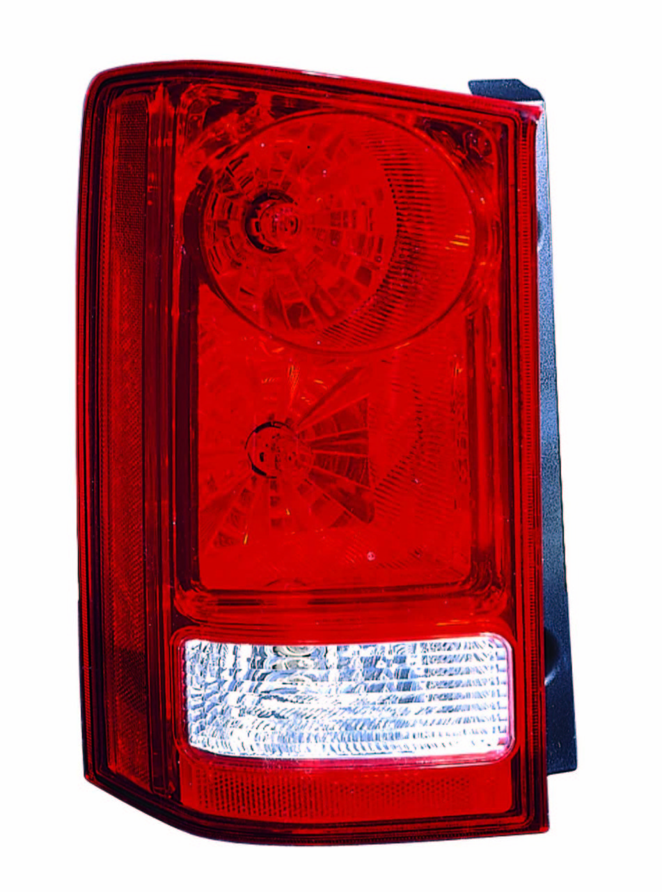 Honda Pilot 2009 2010 2011 2012 2013 2014 2015 tail light left driver