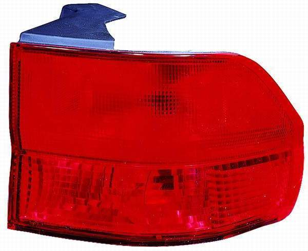 Honda Odyssey 1999 2000 2001 tail light outer right passenger