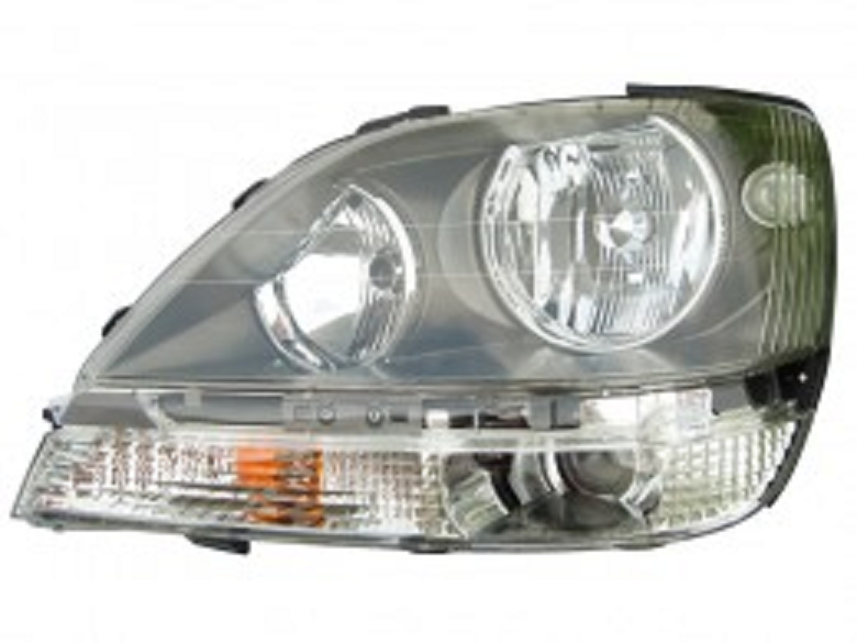 Lexus RX300 1999 2000 left driver headlight