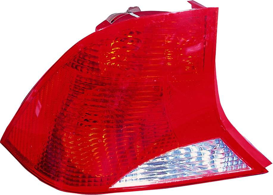 Ford Focus sedan 2000 2001 2002 2003 tail light left driver