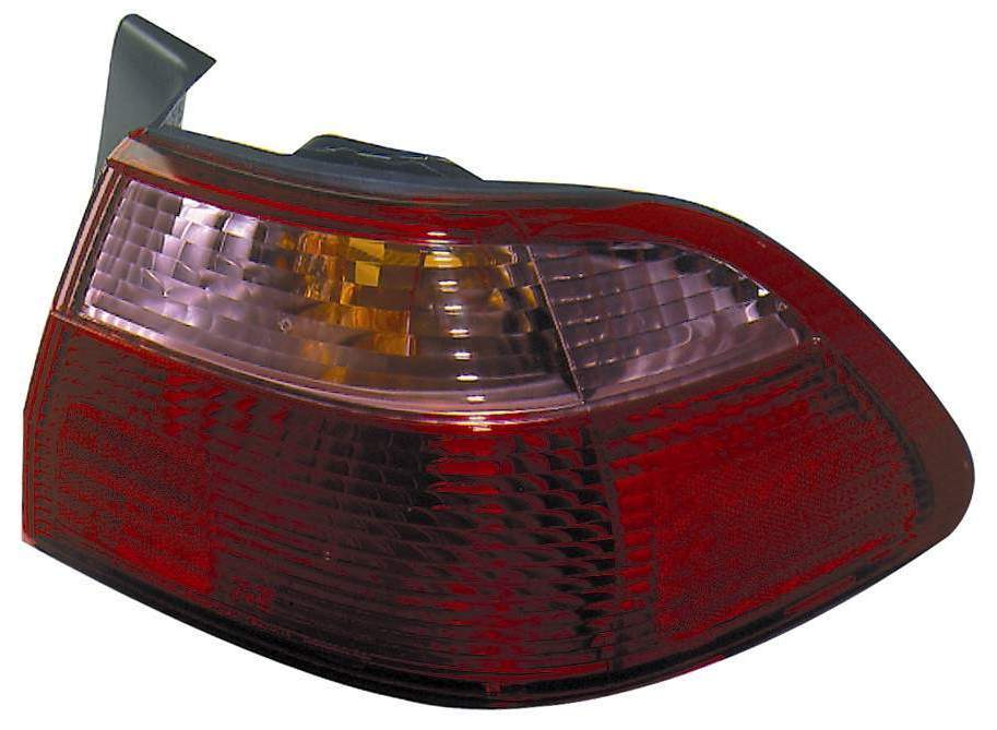 Honda Accord Sedan 1998 1999 2000 tail light right passenger outer