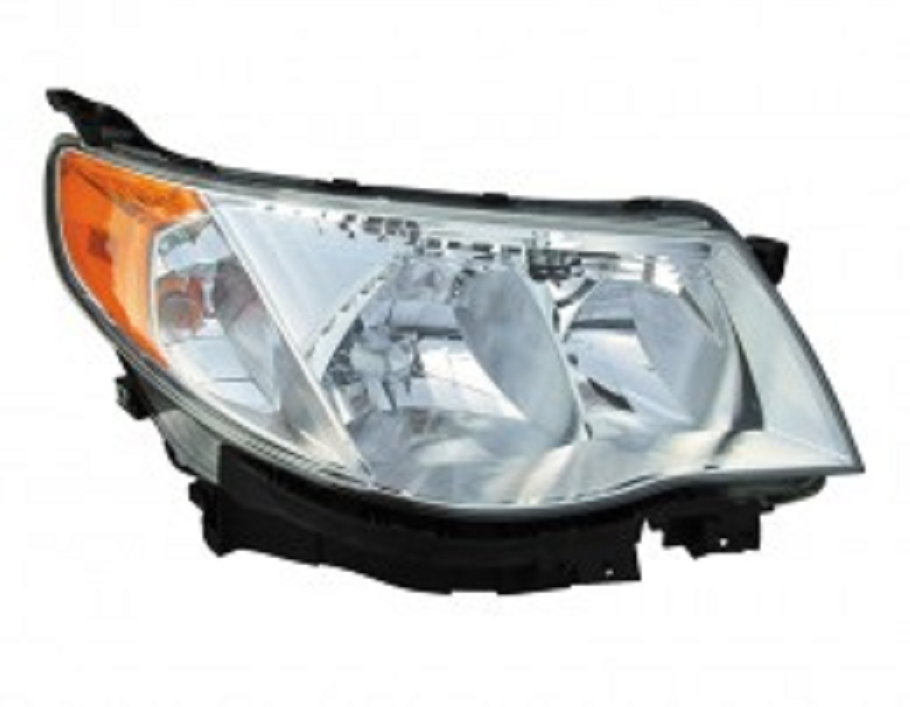 Subaru Forester 2009 2010 2011 2012 2013 right passenger headlight