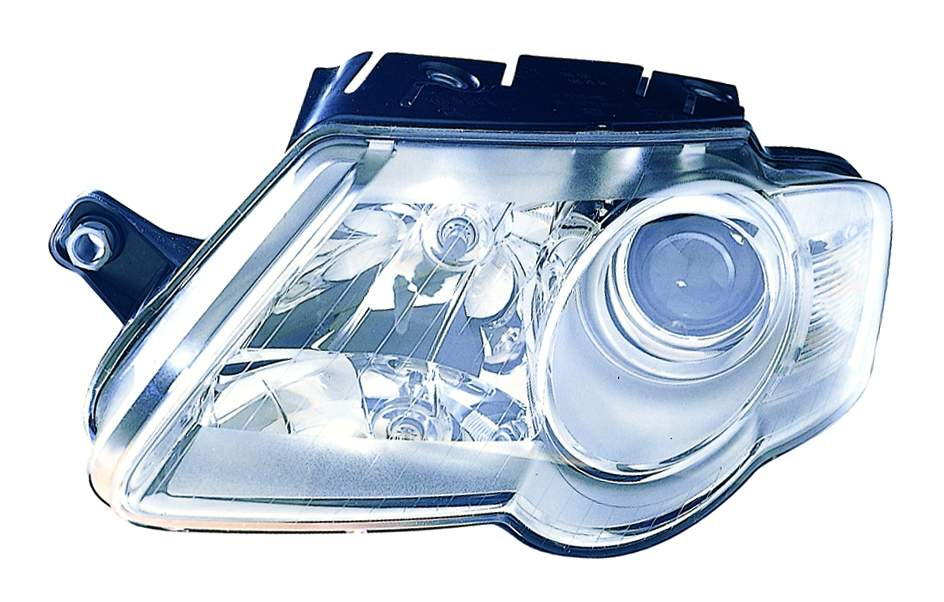Volkswagen Passat 2006 2007 2008 2009 2010 left driver headlight
