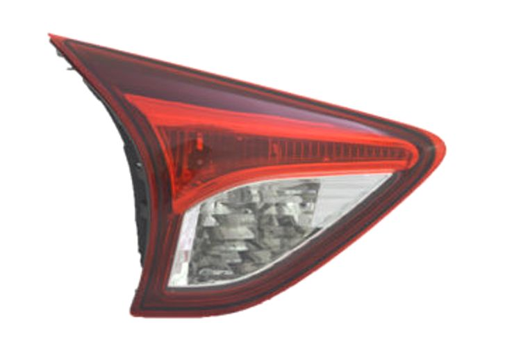 Mazda CX-5 2013 2014 2015 tail light inner left driver