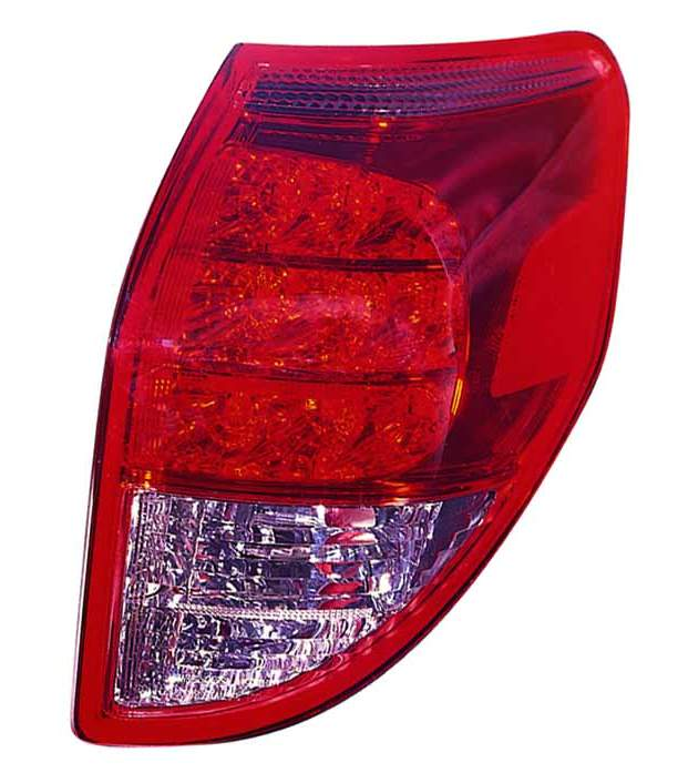 Toyota RAV4 2006 2007 2008 tail light right passenger