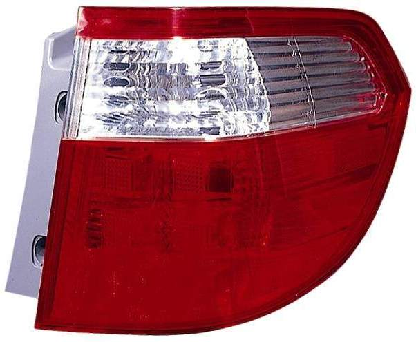Honda Odyssey 2005 2006 2007 tail light outer right passenger