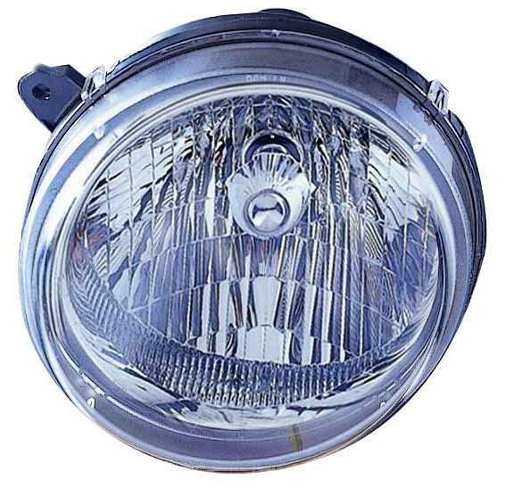 Jeep Liberty 2003 2004 left driver headlight