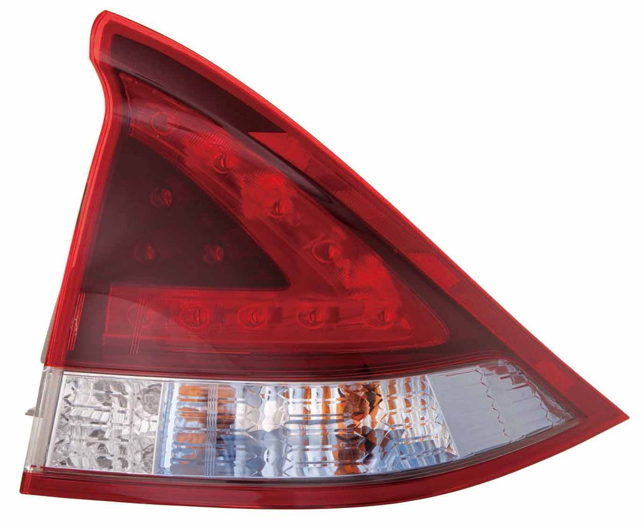 Honda Insight 2012 2013 tail light right passenger