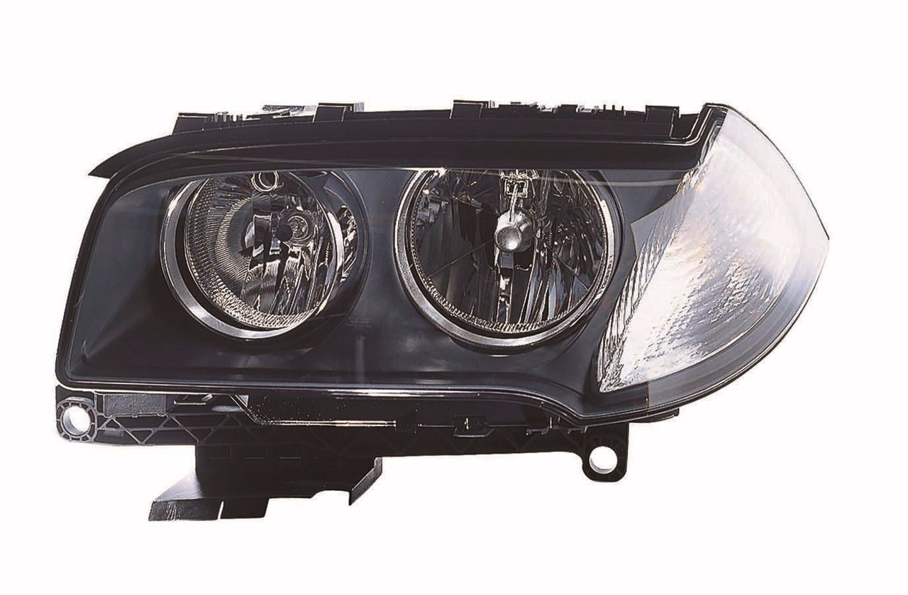 BMW X3 2007 2008 2009 2010 headlight left driver