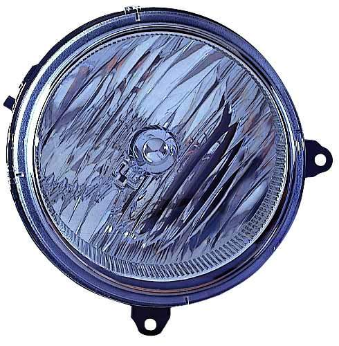 Jeep Liberty 2005 2006 2007 left driver headlight