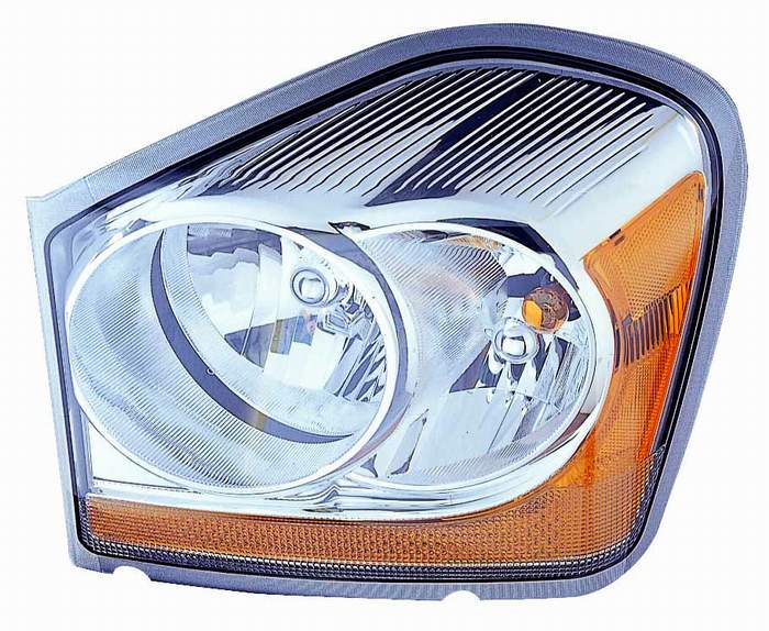 Dodge Durango 2006 left driver headlight