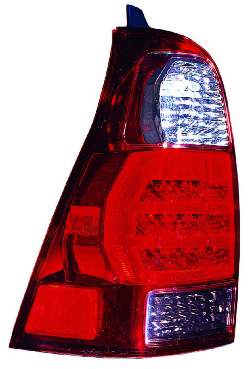 Toyota 4Runner 2006 2007 2008 2009 tail light left driver