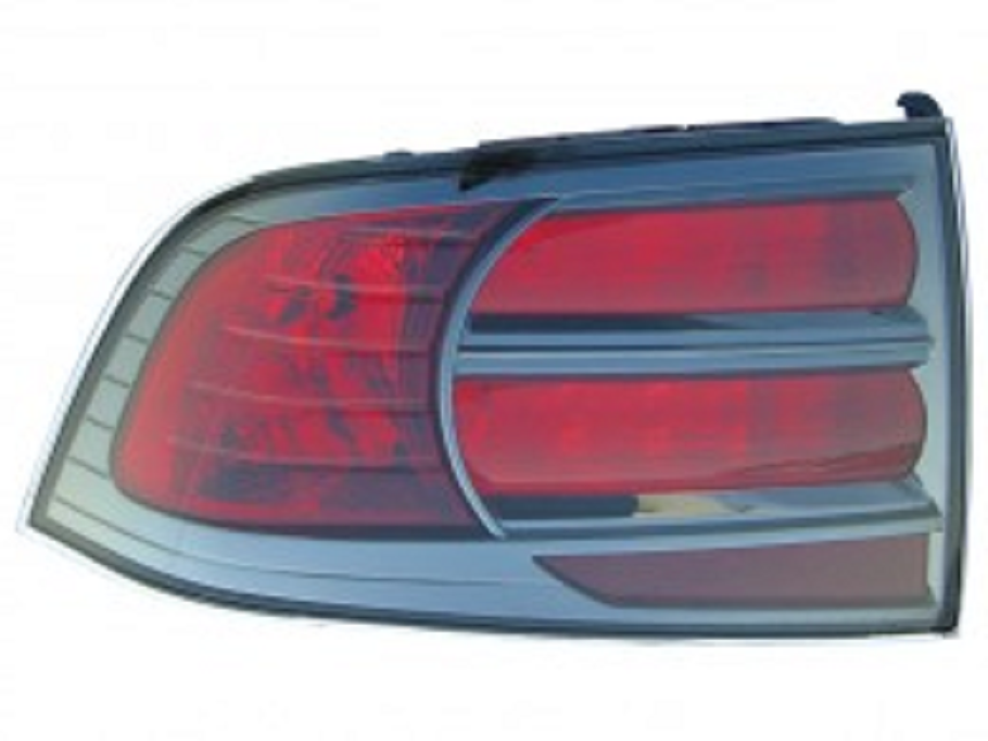 Acura TL 2007 2008 tail light left driver S model