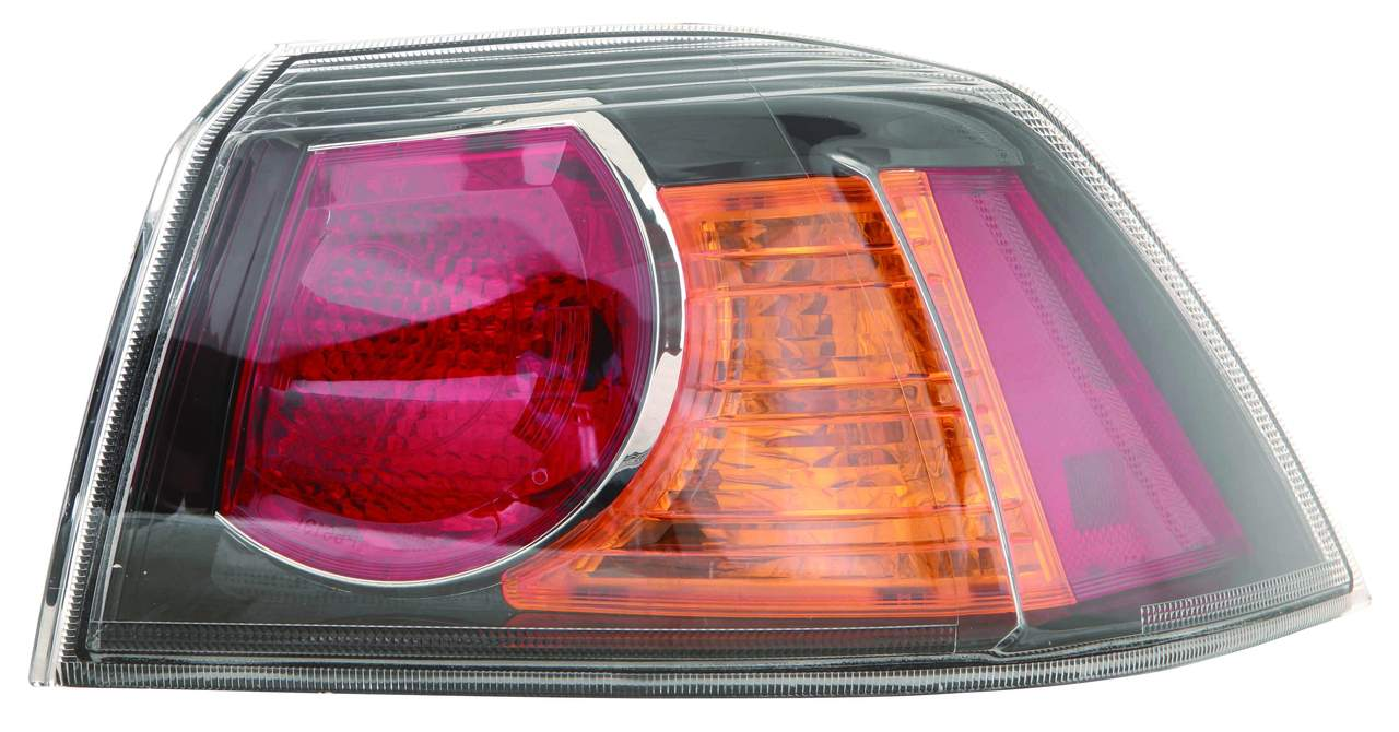 Mitsubishi Lancer 2010 2011 2012 2013 tail light right passenger