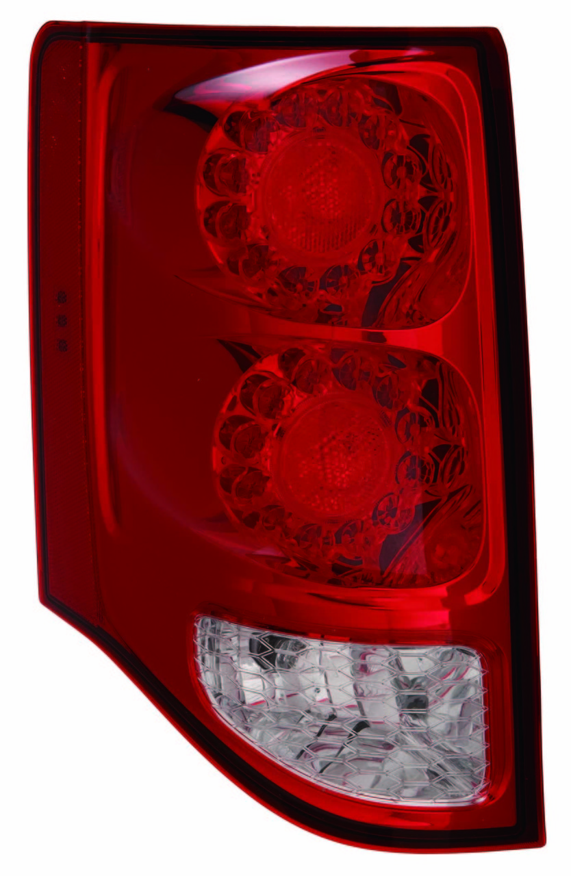 Dodge Grand Caravan 2015 2016 2017 2018 2019 2020 tail light left driver