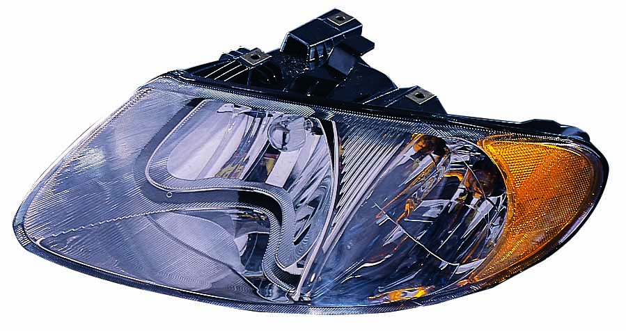 Dodge Grand Caravan 2001 2002 2003 2004 2005 2006 2007 left driver headlight