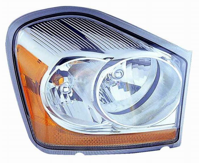 Dodge Durango 2004 2005 right passenger headlight