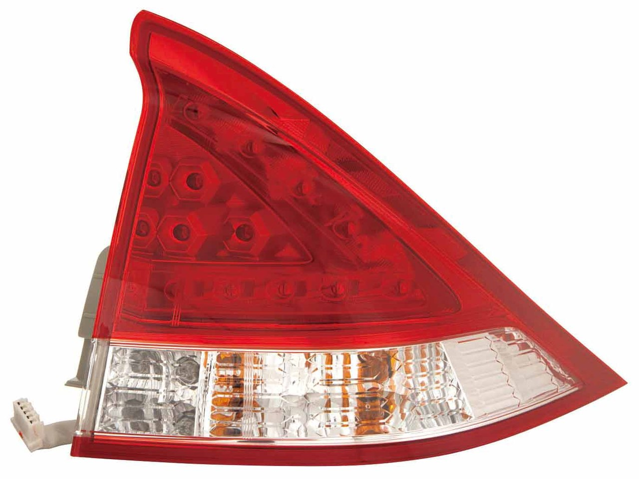 Honda Insight 2010 2011 tail light right passenger