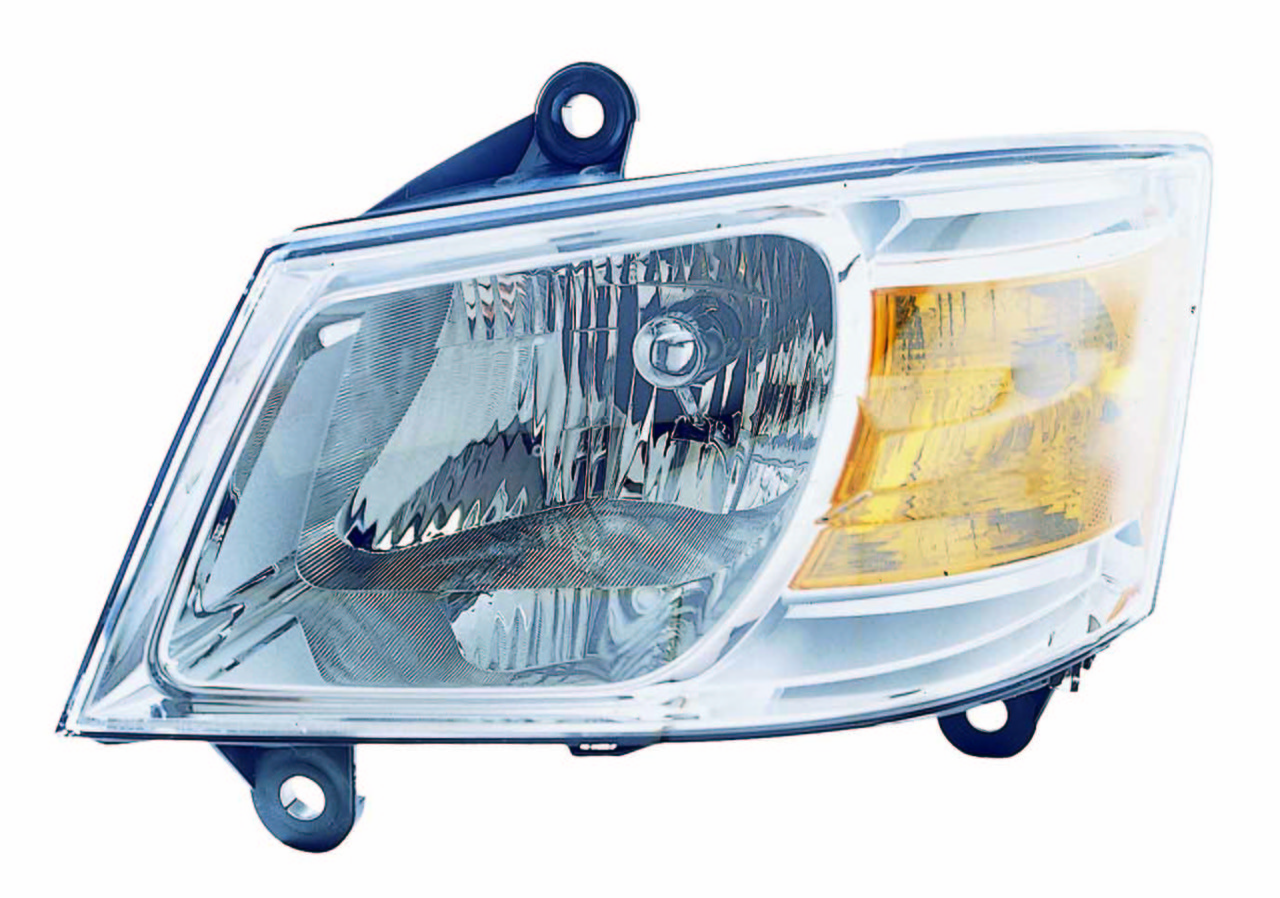Dodge Grand Caravan 2008 2009 2010 left driver headlight