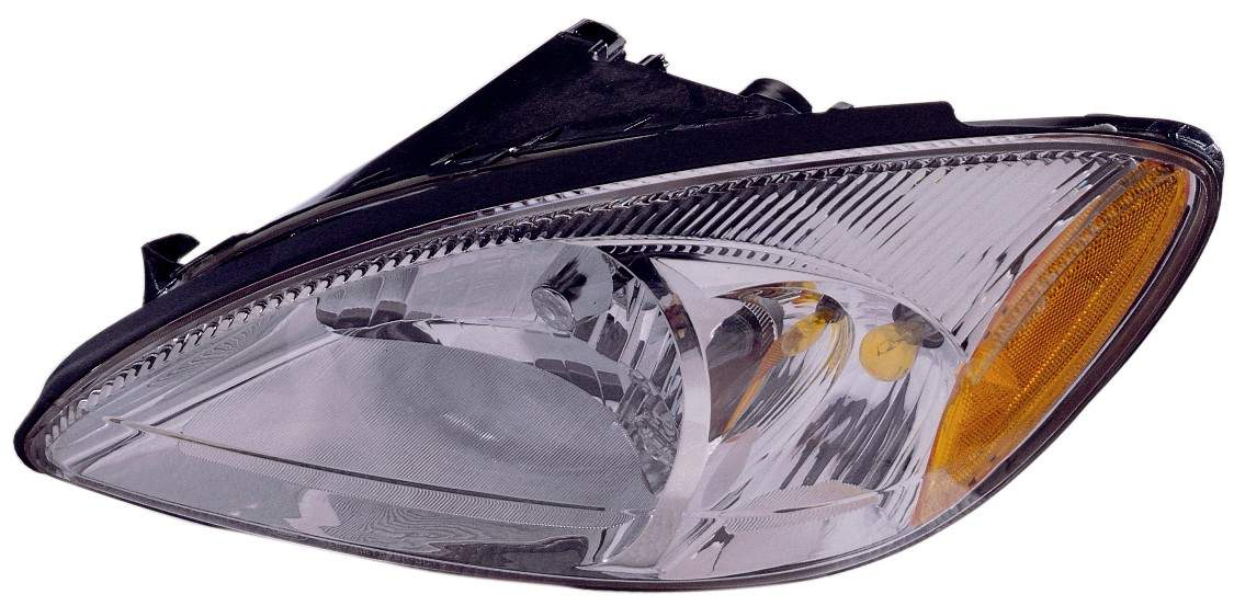 Ford Taurus 2000 2001 2002 2003 2004 2005 2006 2007 left driver headlight