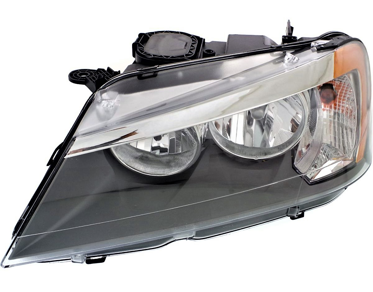 BMW X3 2011 2012 2013 2014 headlight left driver