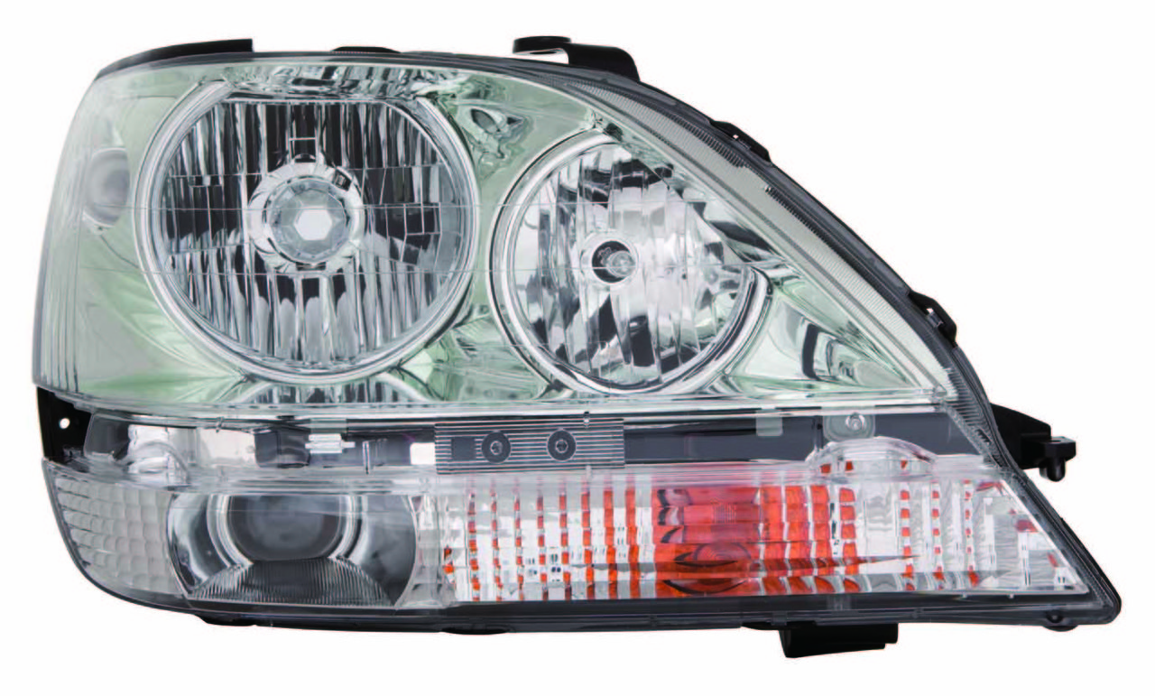 Lexus RX300 2001 2002 2003 right passenger headlight