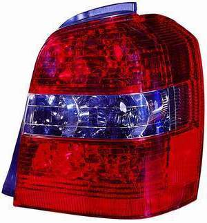 Toyota Highlander 2004 2005 2006 2007 tail light right passenger