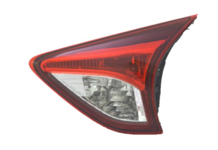 Mazda CX-5 2013 2014 2015 tail light inner right passenger